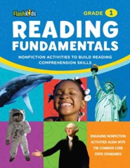 Reading Fundamentals: Grade 1: Nonfiction Activities to Build Reading Comprehension Skills
