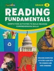 Reading Fundamentals: Grade 3: Nonfiction Activities to Build Reading Comprehension Skills