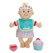 Wee Baby Stella, Sweet Scents Birthday Set