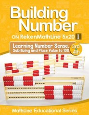 Building Number on RekenMathLine 5x20 (Grades 3 & 4)