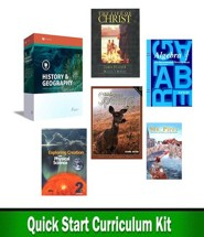 Quick Start Curriculum Kit Grade 8