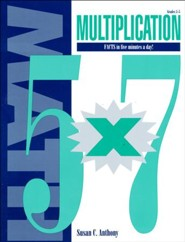 Multiplication in Five Minutes a Day!