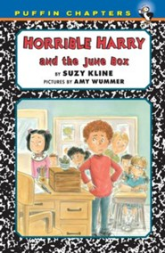 Horrible Harry and the June Box - eBook