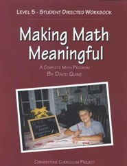 Making Math Meaningful Level 5