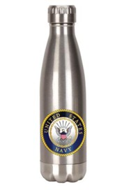 United States Navy Stainless Steel Water Bottle