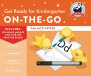 Get Ready for Kindergarten On-the-Go