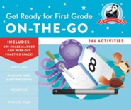 Get Ready for First Grade On-the-Go