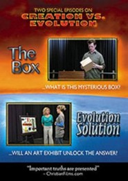 Creation vs. Evolution: The Box [Streaming Video Rental]