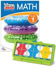 VersaTiles Math Skill Practice Kit Grade 1 (At Home  Edition)