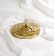RemembranceWare Brass Breadplate Cover