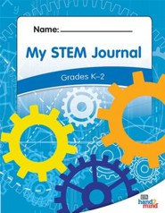 My STEM Journal, Grades K-2 (Pack of 5)