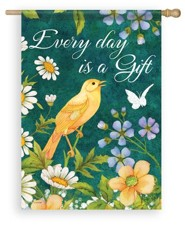 Every Day is a Gift Flag, Large