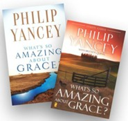 What's So Amazing About Grace, Book and Study Guide