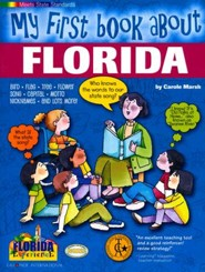 Florida My First Book, Grades K-5