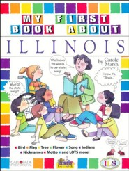 Illinois My First Book, Grades K-5