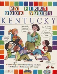 Kentucky My First Book, Grades K-5