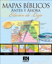 Deluxe Then and Now Bible Maps - PDF Download [Download