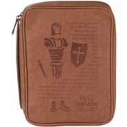 Full Armor of God Bible Cover, Medium