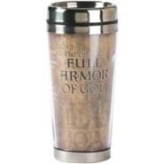 Full Armor of God Travel Mug
