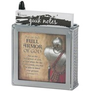 Full Armor of God Notes and Pen
