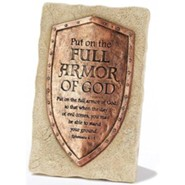 Full Armor of God Plaque