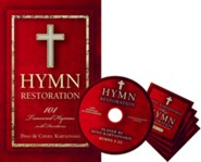 Hymn Restoration Book and CD Set Bundle