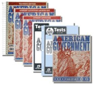 BJU American Government Kit (3rd Edition), Grade 12