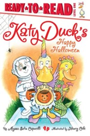 Katy Duck's Happy Halloween  -     By: Alyssa Satin Capucilli     Illustrated By: Henry Cole