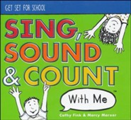 Sing, Sound and Count With Me Audio CD