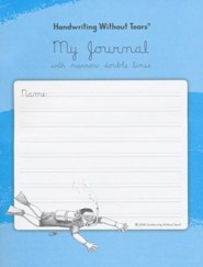 My Journal--Grades 4 and up