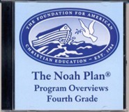 The Noah Plan Program Overviews Fourth Grade CD