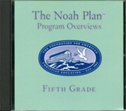 The Noah Plan Program Overviews Fifth Grade on CD