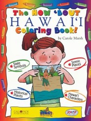 Hawaii Coloring Book, Grades PreK-3