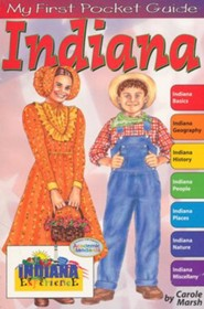 Indiana Pocket Guide, Grades 3-8