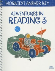 BJU Reading Grade 3, Worktext Teacher's Edition (Third  Edition)