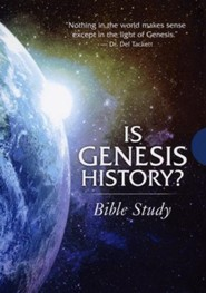 Is Genesis History? Bible Study Set
