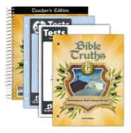 BJU Press Bible Truths Gr 6