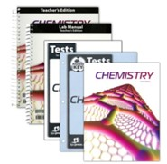 Chemistry Grade 11 Homeschool Kit (4th Edition)