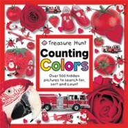 Seek and Find: Counting Colors