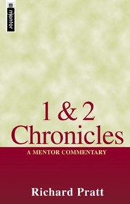1 & 2 Chronicles: A Mentor Commentary