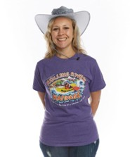 Rolling River Rampage: Leader T-Shirt, Large