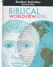 Biblical Worldview Activity Manual Key (ESV Version)