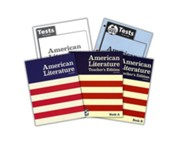 BJU American Literature Grade 11 Homeschool Kit (Third  Edition)