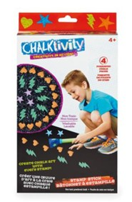 Chalktivity, Stamp Stick
