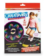 Chalktivity, Rainbow Jump Rope