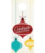 Retro Ornaments Door Hanger, Pack of 150