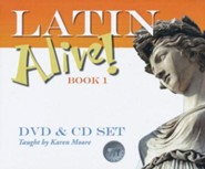 Latin Alive! Book One DVD & CD Set
