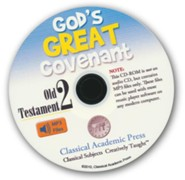 God's Great Covenant Old Testament 2 CD-ROM of Audio Recordings