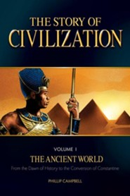 The Story of Civilization Vol I, The Ancient World