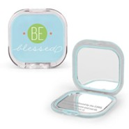 Be Blessed Compact Mirror